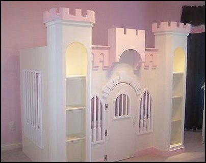 43 best images about Castle Beds/Reading Nook on Pinterest ...