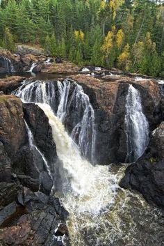 Days Out Ontario | Aubrey Falls, Sault Ste Marie, Ontario