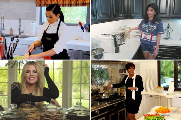 10 Items For Your Kardashian Inspired Kitchen Kylie