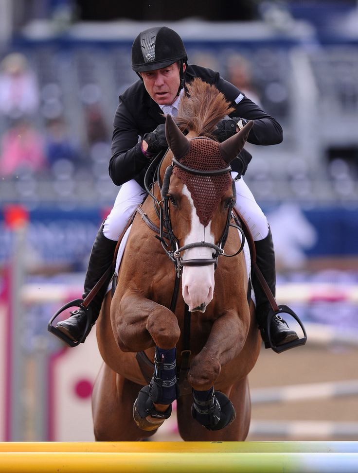Michael Whitaker Photos: Longines Global Champions Tour of London: Day 2