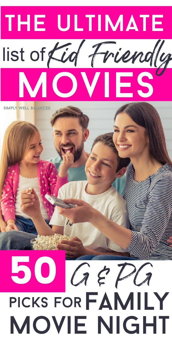 Clean Family Movies 20 Edition 20 To Watch This Year   Family ...
