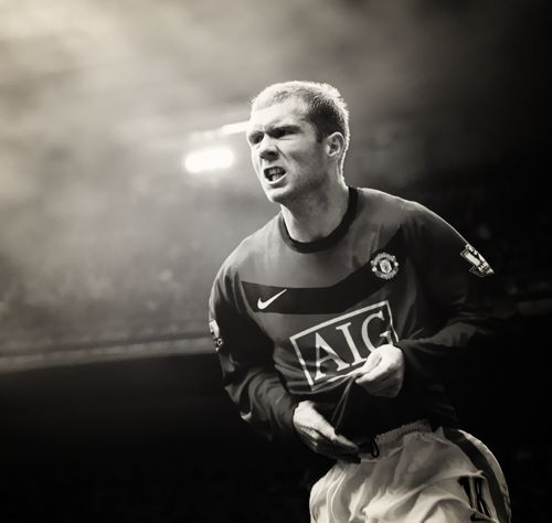 Paul Scholes -Manchester United.