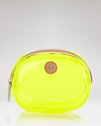 Tory Burch Cosmetic Case - Jesse Small. <3