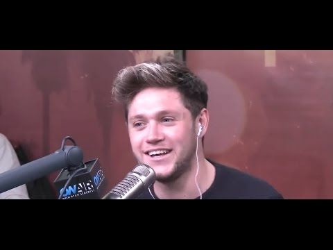 Niall Horan talking about girlfriend, One Direction Reunion on AIR Ryan Seacrest - YouTube