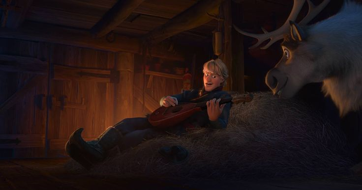 I got Kristoff! Which Frozen Guy Are You? | Oh My Disney