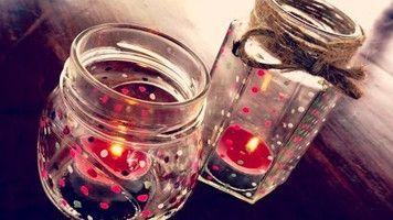 Jak samemu zrobić świecznik - DIY