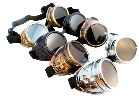 Hey, I found this really awesome Etsy listing at https://www.etsy.com/listing/178988122/steampunk-cyber-goggles-burning-man