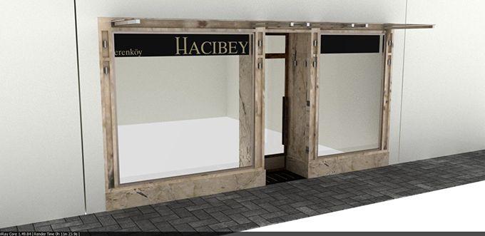 #architecture #concept #interior #design #retail #hacibey #karbonltd