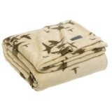Columbia Coral Fleece Throw, Duck Print (Kitchen)By Columbia