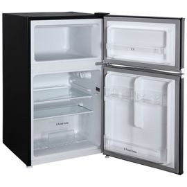 Buy Russell Hobbs 50cm Wide Under Counter Freestanding Fridge Freezer RHUCFF50B Black from our Under Counter Fridges range - Tesco