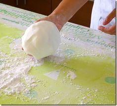 # Pasta di zucchero tutorial