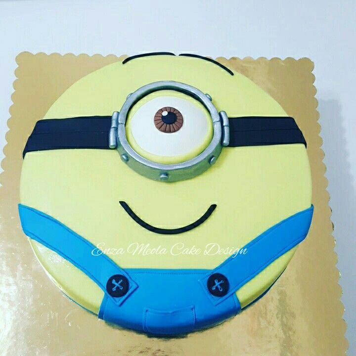 Torta Minions  Minions cake