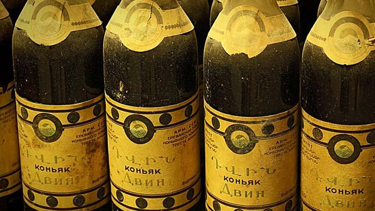 Armenian brandy: legends and reality
