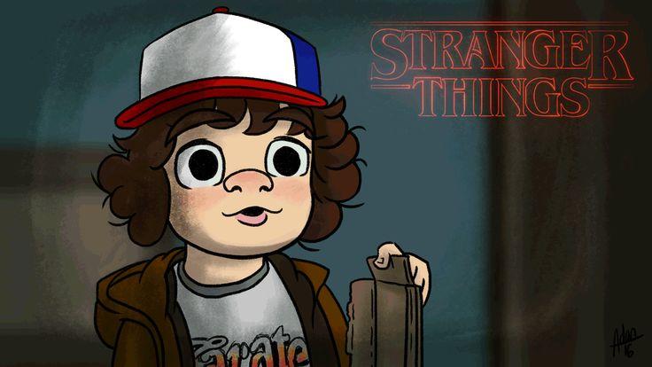 adandays netflix stranger things dustin strangerthings