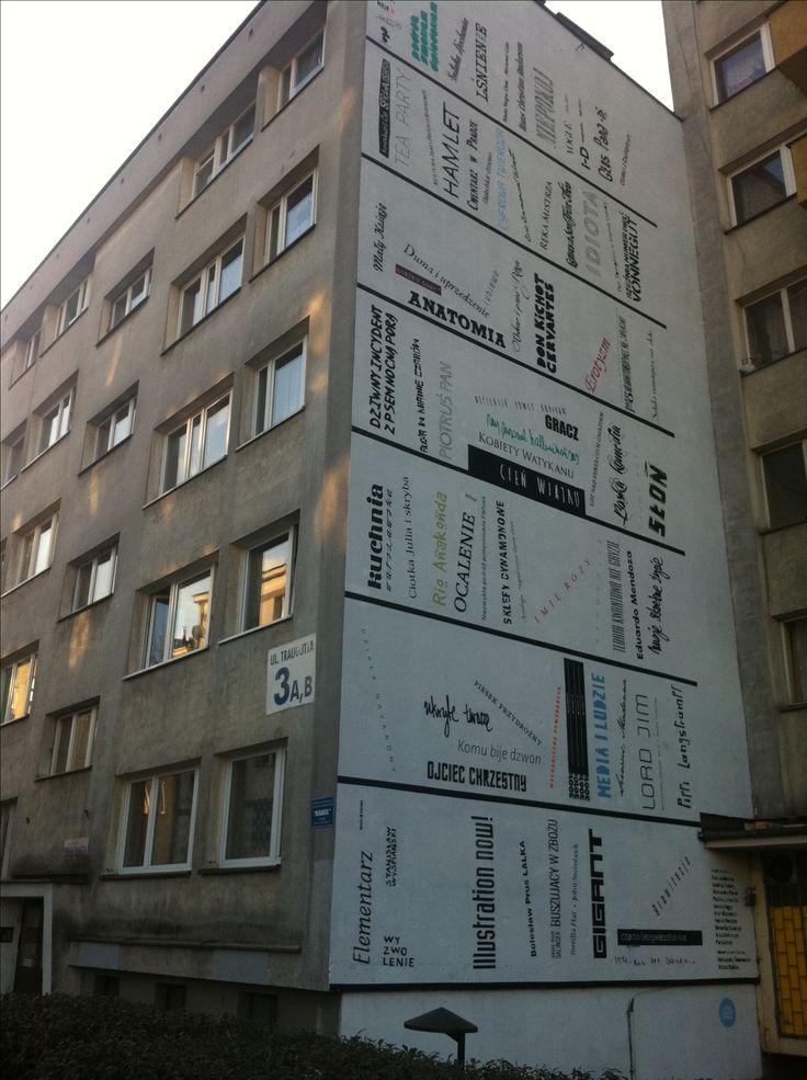 Street Art Kraków