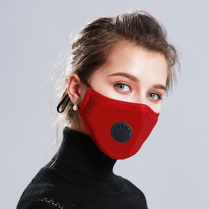 PM 2.5 Nose and Mouth Cover (K N - 95) - Protect From ...