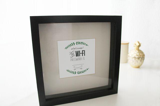 POTTZBLITZ - das ist unser Wifi-Passwort