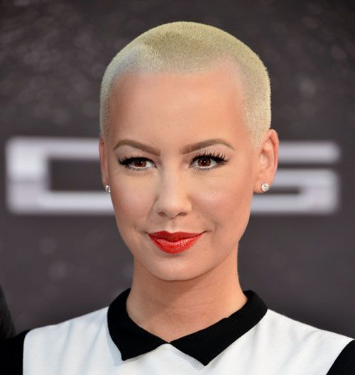 The Beauty – and Power – of Buzzcuts for Women
