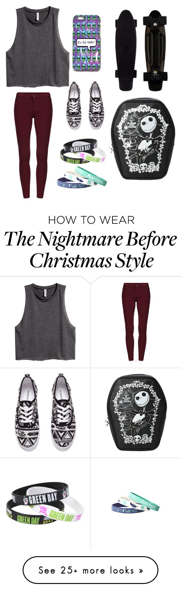 """""""Untitled #22"""" by kittycatdayana on Polyvore featuring H&M"""