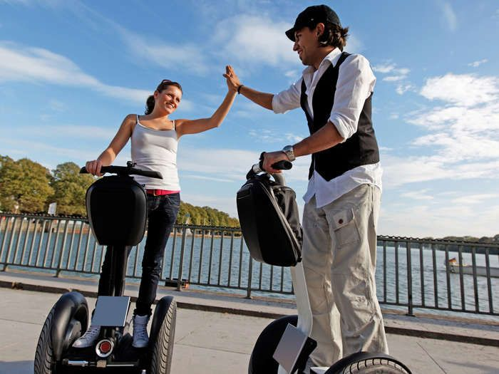 $25 Segway Tour of St. Pete's Waterfront and Downtown #thingstodoinstpete #visitstpete #deals
