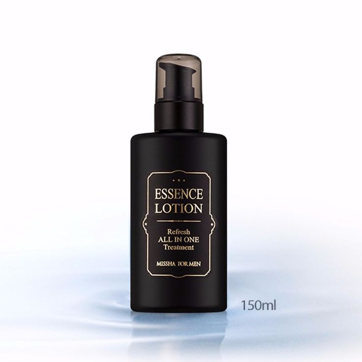 Missha Essence Lotion Refresh All In One Treatment for Men 150ml #Missha
