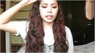 Summer hair Beachy wavy hair no heat overnight curls, via YouTube. - click on the image or link for more details.