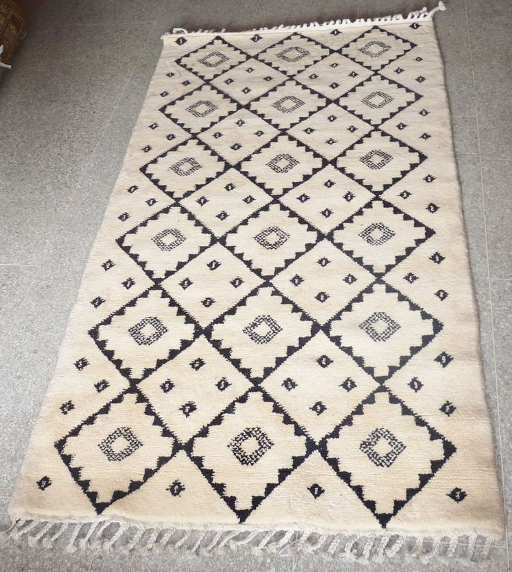 114 Best Custom Moroccan Rug Collection (Beni Ouarain