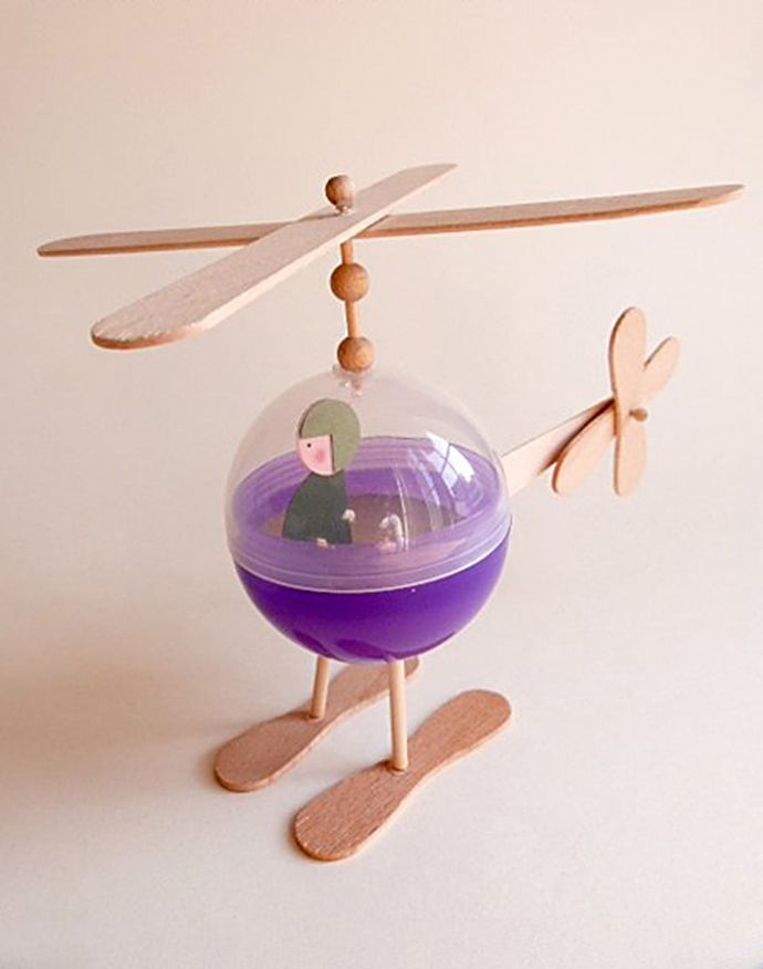 Toys are twice the fun when you make them yourself! Easy DIYs let kids be their very own toymakers.