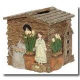 Gardening Angel Tissue Box Cover | Gardners Supply