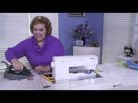 Learn to make perfect points in your quilt blocks without pins in this free video tip from Craftsy Instructor Kimberly Einmo! Visit the Craftsy Blog to take a closer look! Click: http://www.craftsy.com/ext/20130212_14_Quilting_1b