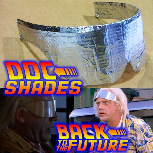Be Doc Brown! More