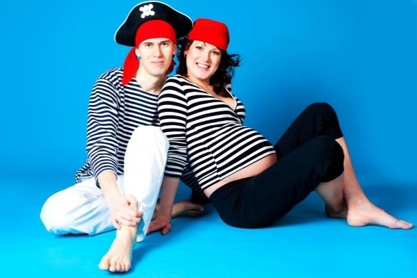 halloween costumes for pregnant women pirate costumes for couples