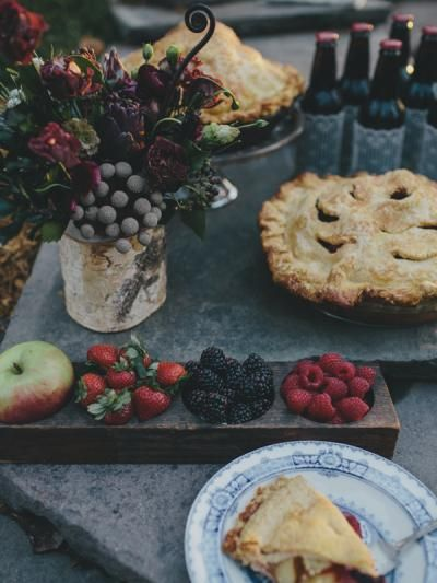 102 best Berry Tone Wedding images on Pinterest | Autumn wedding inspiration, Weddings and ...