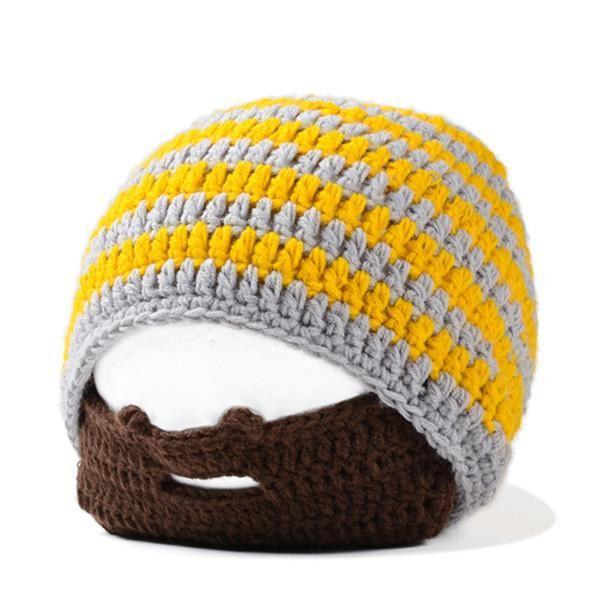 ec740173dda Donnalla Mask Knitted Winter Hats for Men Women Outdoor Skiing ...