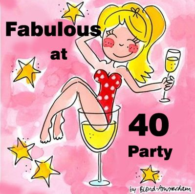 Fabulous at 40 Party