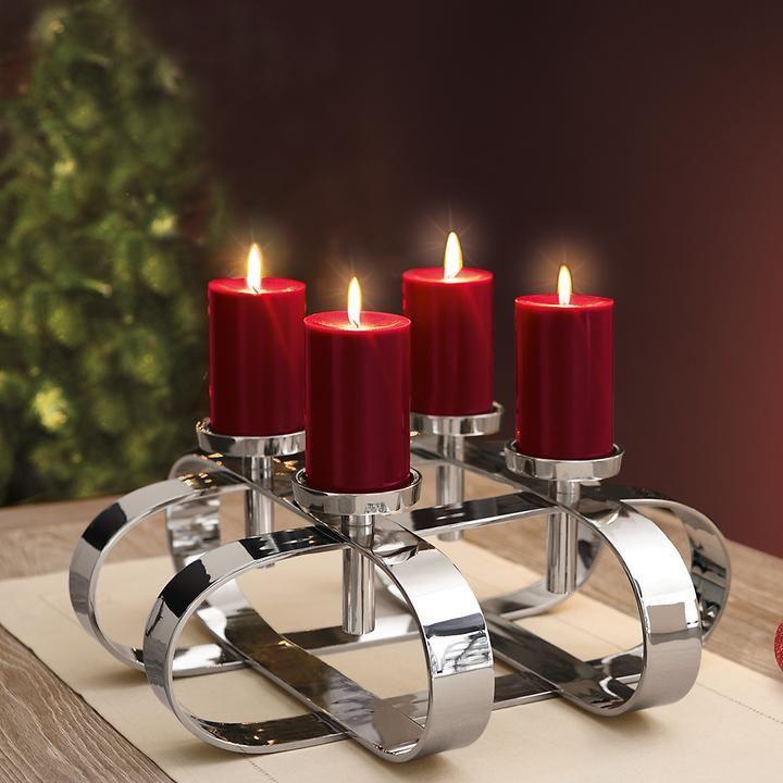 Luxus Pur Extravaganter Kerzenleuchter Von Fink Living Adventskranz Moderne Kerzenhalter Kerzenleuchter Kerzen