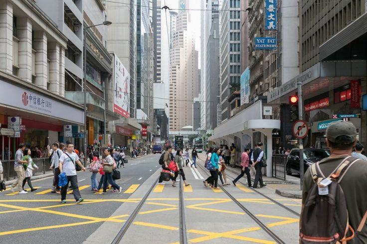 TOP 10 destinos de lua de mel para quem gosta de compras - Hong Kong