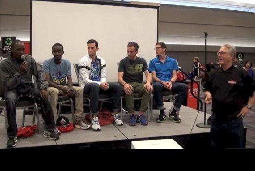 2014 Scotiabank Vancouver Half Marathon men's elite athlete panel: http://athleticsillustrated.com/interviews/scotiabank-2014-vancouver-half-marathon-elite-athlete-panel-mens/