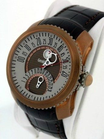 Gerald Genta Gefica Bi-Retro Safari Watch Available On James List: A True Collectible Sales & Auctions