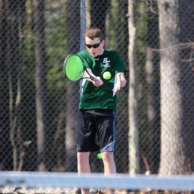 Good Luck To Our Boys Tennis As They Take On Sanford At Home Today Hopefully The Rain Will Hold Off Highschool Webleedgreen Boys Tennis Instagram
