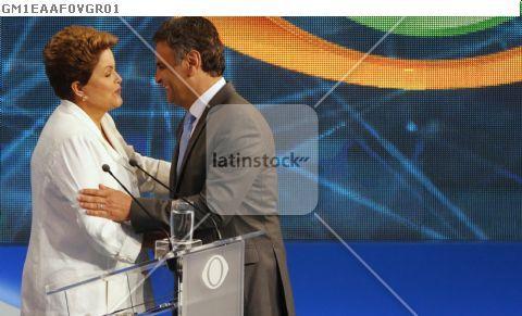 Dilma X Aécio - Latinstock Brasil #Eleições2014