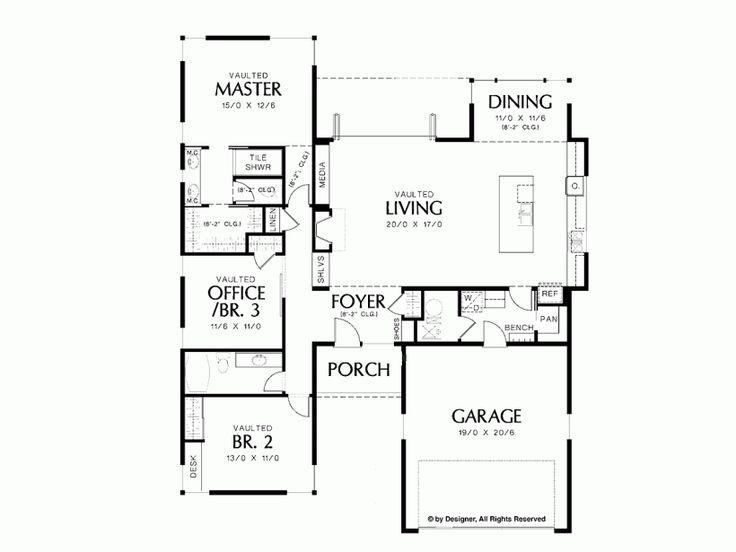 Bedrooms 3 Baths 2 Stories 1 Garage Bays 2 Living Area