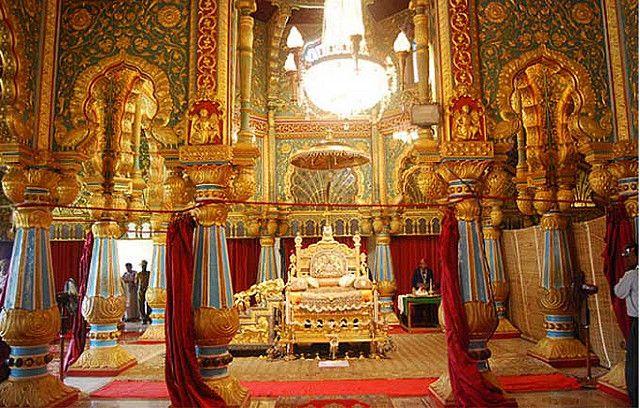 Amba Vilas Palace – Mysore Palace, Mysore, India