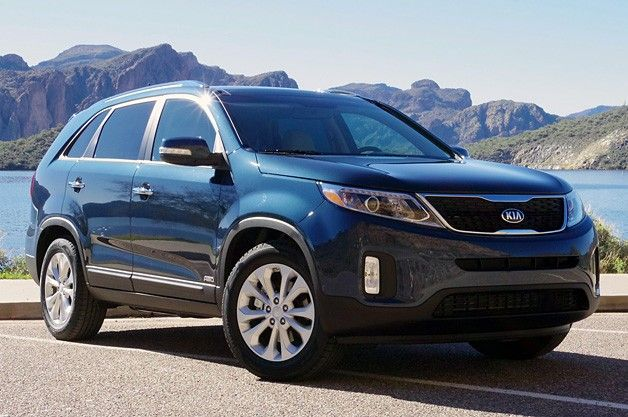2014 Kia Sorento Wish List Kia Sorento Kia Optima Y