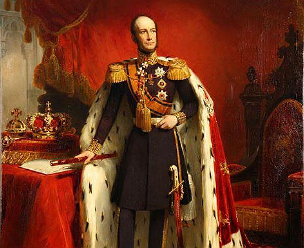 El rey holandés Guillermo II era bisexual, según nuevas biografías oficiales