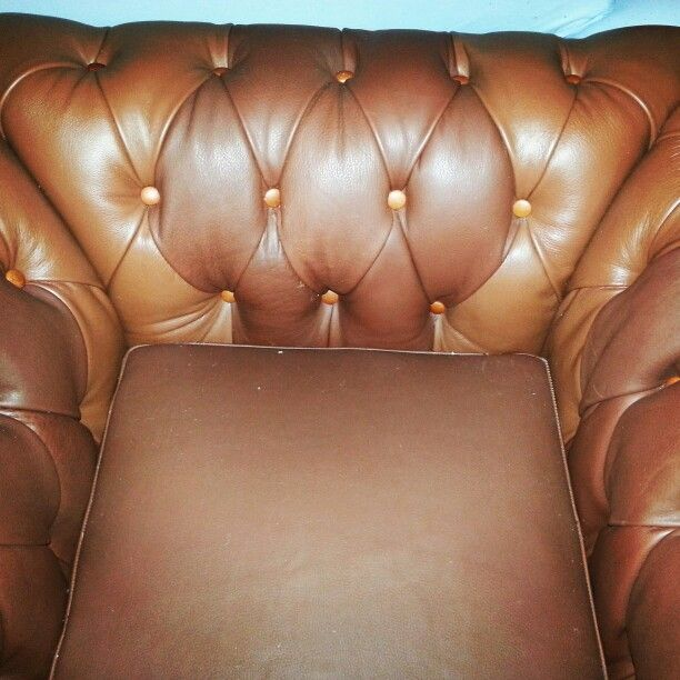 Sectional chesterfield