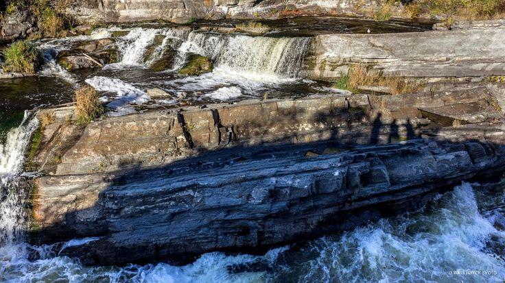 Hog's Back Falls, Ottawa by Mikell Herrick