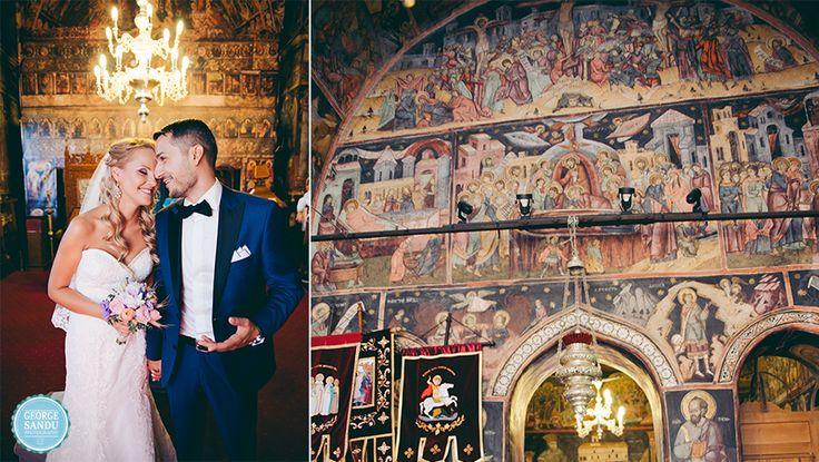 Sedinta foto biserica Mogosoaia - Fotograf George Sandu