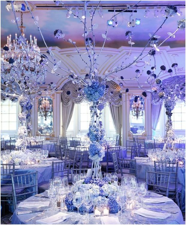 Winter Themed Wedding Ideas: Winter Wonderlands That Give Us Chills