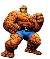 Thing by Mike Deodato Jr